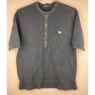 バーバリーブラックレーベル(BURBERRY BLACK LABEL)の●BURBERRY ブラックレーベル メンズ Tシャツ(Tシャツ/カットソー(半袖/袖なし))