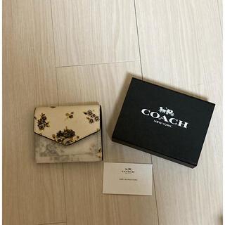 COACH - COACH 三つ折り ミニ財布