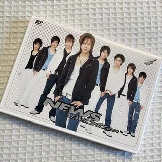 ニュース(NEWS)のNEWSニッポン0304 DVD ☆美品(ミュージック)