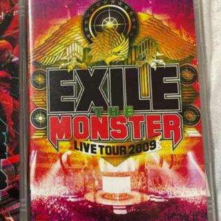 エグザイル(EXILE)のEXILE DVD monster(ミュージック)
