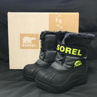 ソレル(SOREL)のお値下げ中✴︎新品 未使用✴︎ SOREL スノーブーツ(ブーツ)