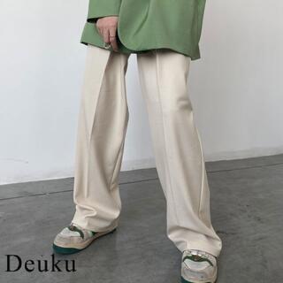 HARE - Deuku Slacks DES311 サイズS 韓国 dude9