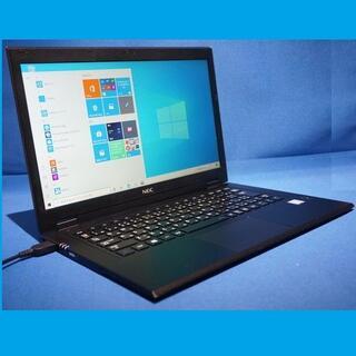 エヌイーシー(NEC)のLaVie改128 Core i5 M.2SSD Win10(ノートPC)