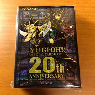 遊戯王 スリーブ 20th Anniversary