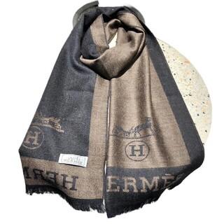 エルメス(Hermes)のHermes マフラー(マフラー/ショール)