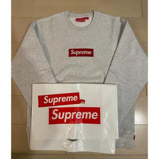 Supreme - supreme box logo crewneck ボックスロゴ M