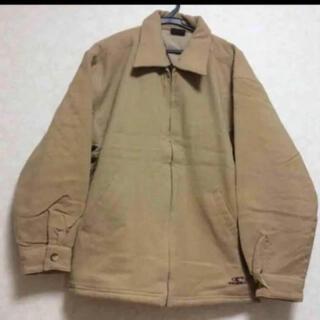 オニール(O'NEILL)のONEILL中綿入りジャケット新品ベージュ(テーラードジャケット)