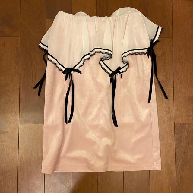 Bubbles(バブルス)のmelt the lady スカート レディースのスカート(ひざ丈スカート)の商品写真