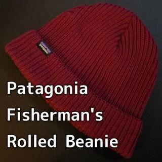 パタゴニア(patagonia)のPatagonia Fisherman's Rolled Beanie(ニット帽/ビーニー)