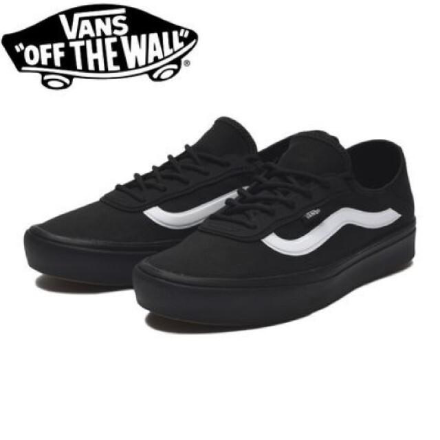 VANS(ヴァンズ)のVANS ヴァンズ バンズ スニーカー ブラック 新品 27.0 メンズの靴/シューズ(スニーカー)の商品写真