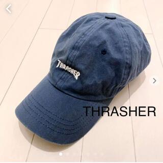 スラッシャー(THRASHER)のスラッシャー キャップ THRASHER CAP フリーサイズ (キャップ)