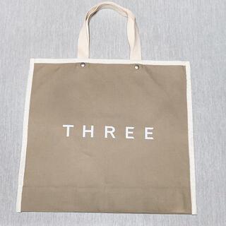 THREE - THREE ノベルティ トートバッグ