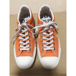 CONVERSE - converse コンバース チャックテイラー  靴 オレンジ オールスター