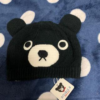 ダブルビー(DOUBLE.B)のミキハウス ダブルB Bくんなりきりニット帽(帽子)