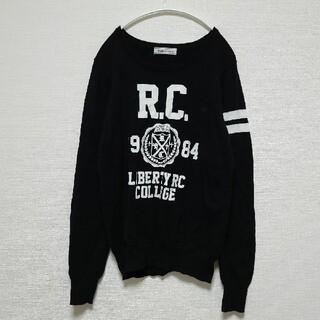 ロデオクラウンズ(RODEO CROWNS)の【未使用品】ニット(ニット/セーター)