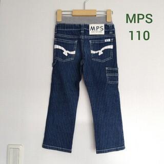 エムピーエス(MPS)のMPS デニムパンツ 110(パンツ/スパッツ)