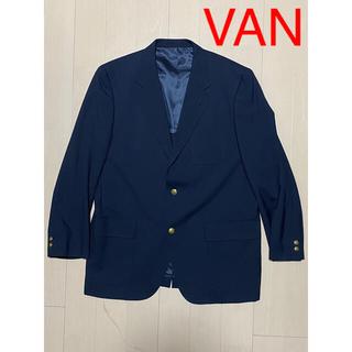 ヴァンヂャケット(VAN Jacket)のVAN/㉗ブレザー(AB-7)・金ボタン/ネイビー(テーラードジャケット)