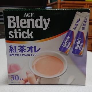 エイージーエフ(AGF)の紅茶オレ(ミルクティー)甘さ控えめ 28本(ソフトドリンク)