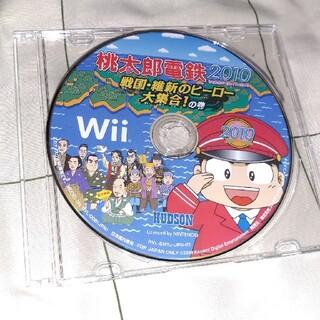 Wii - 桃太郎電鉄2010戦国維新のヒーロー大集合! の巻