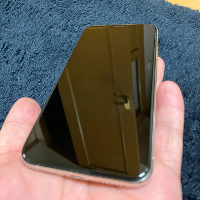 iPhone(アイフォーン)の美品 iPhone Xs シルバー256 GB SIMフリー スマホ/家電/カメラのスマートフォン/携帯電話(スマートフォン本体)の商品写真