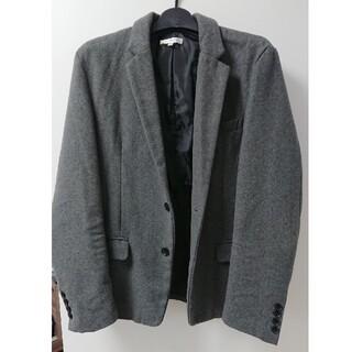 テーラードジャケット グレー