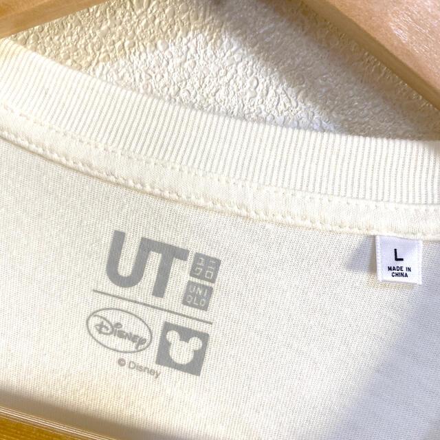 UNIQLO(ユニクロ)のディズニー UNIQLO コラボ ミッキー Tシャツ UT ユニクロ レディースのトップス(Tシャツ(半袖/袖なし))の商品写真