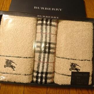 BURBERRY - BURBERRY タオル
