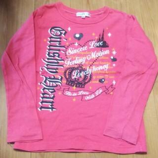 ニッセン(ニッセン)の子ども服POPONPOP長袖ロンTシャツカットソートレーナートップス120(Tシャツ/カットソー)