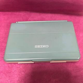 セイコー(SEIKO)のSEIKO 電子辞書 SR150(その他)