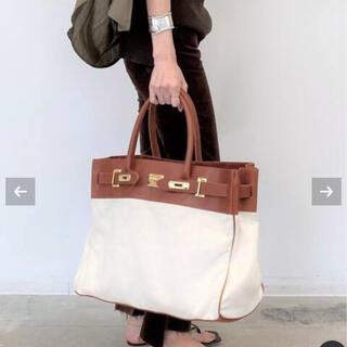 L'Appartement DEUXIEME CLASSE - 新品 SITA PARANTICA Cambus×Leather トートバッグ