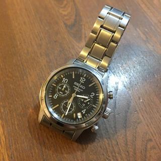 セイコー(SEIKO)のセイコー 時計  6T63-00A0 美品(腕時計(デジタル))