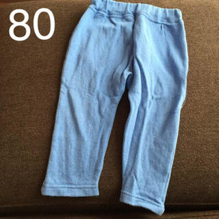 ジャンクストアー(JUNK STORE)のジャンクストアー パンツ 80cm ブルー(パンツ)