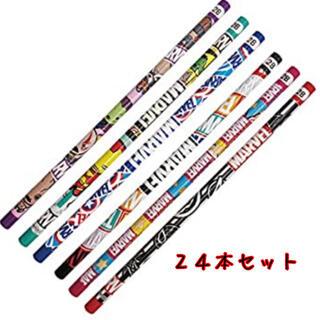 マーベル(MARVEL)のマーベル 2B  鉛筆 24本セット (送料込み) MARVEL(鉛筆)