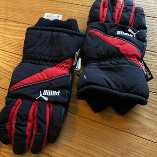 プーマ(PUMA)のPUMAスノーグローブ(手袋)