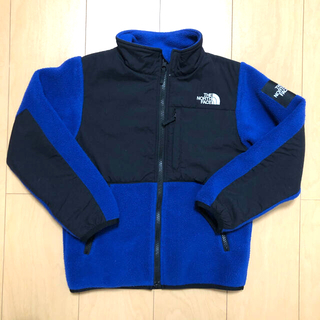 THE NORTH FACE - THE NORTH FACE キッズ デナリジャケット 130 ブルー