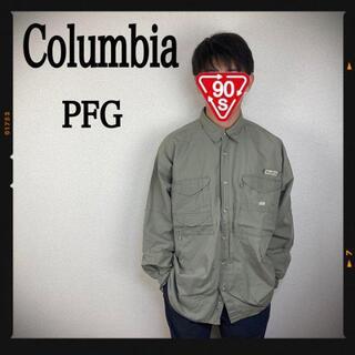 Columbia - 【激レア】コロンビアColumbia PFG フィッシングシャツ 長袖