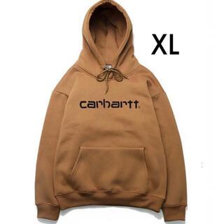 カーハート(carhartt)の新品♡カーハート パーカー 刺繍ロゴパーカー XL(パーカー)