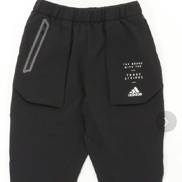 adidas(アディダス)のadidas   デイズウーブパンツ  150cm スポーツ/アウトドアのサッカー/フットサル(ウェア)の商品写真