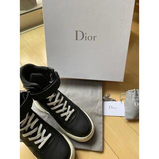 Dior - ディオール スニーカー ブーツ 24cm 新品未使用