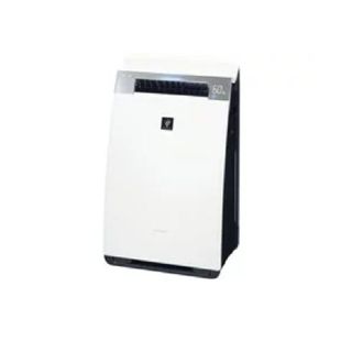 SHARP - シャープ 加湿空気清浄機 KI-JX75 ホワイトプラズマクラスター25000