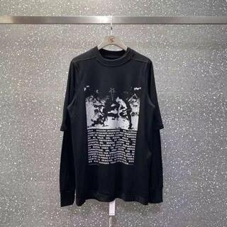 リックオウエンス(Rick Owens)のrick owens drkshdw  Tシャツ(Tシャツ/カットソー(七分/長袖))