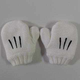 Disney - ディズニーリゾート / ミッキーマウス ベビー ミトン /手袋