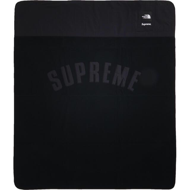 Supreme(シュプリーム)の新品未使用 supreme north face ブランケット ブラック メンズのジャケット/アウター(その他)の商品写真