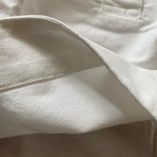 MUJI (無印良品)(ムジルシリョウヒン)の無印良品 ブラウス キッズ/ベビー/マタニティのベビー服(~85cm)(シャツ/カットソー)の商品写真