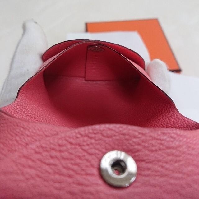 Hermes(エルメス)の◇最終お値下げ◇エルメス バスティア ローズエテ  レディースのファッション小物(コインケース)の商品写真