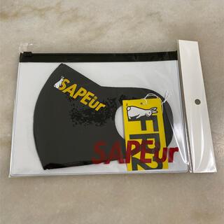 Supreme - SAPEur x FR2 LOGO Mask FRSA-015