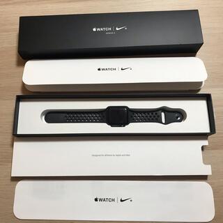 Apple Watch - 【値下げ】Apple watch series3 nike