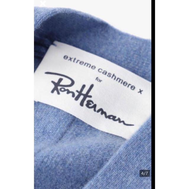 Ron Herman(ロンハーマン)の完売エクストリームカシミア for ロンハーマンカーディガン レディースのトップス(ニット/セーター)の商品写真