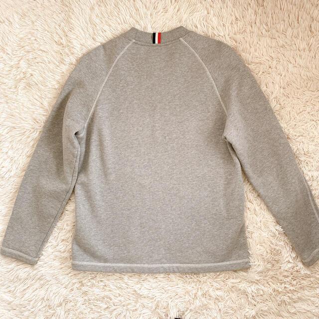 MONCLER(モンクレール)のモンクレール スウェット Mサイズ メンズのトップス(スウェット)の商品写真