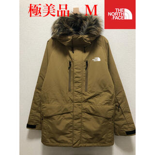 THE NORTH FACE - 【極美品】THE NORTH FACE ノースフェイス ストームピーク 茶 M